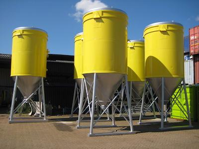Beamix renovatieprogramma silo's