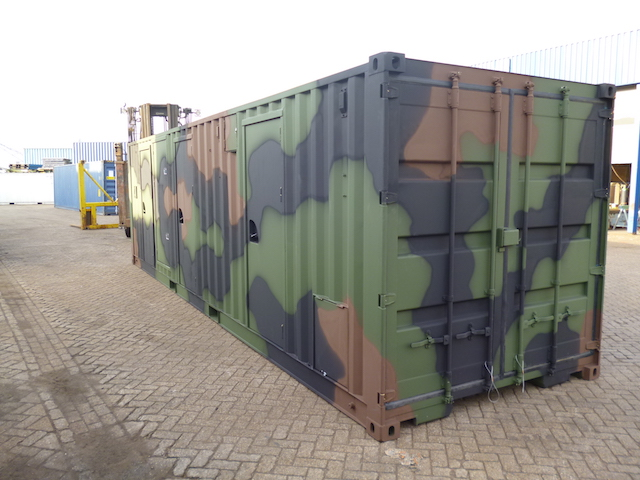 Container camouflage