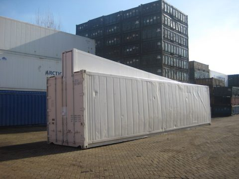 Witte container