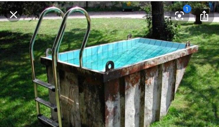 zwembadcontainer